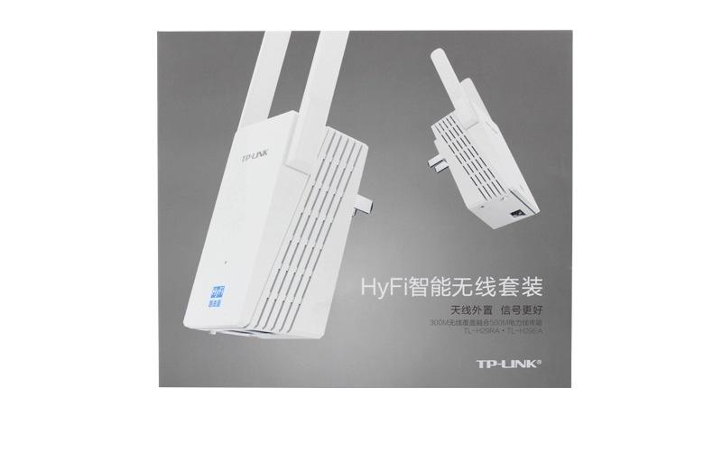 TP-LINK TL-H29RA&H29EA 500M wireless power cat HyFi wireless router WiFi