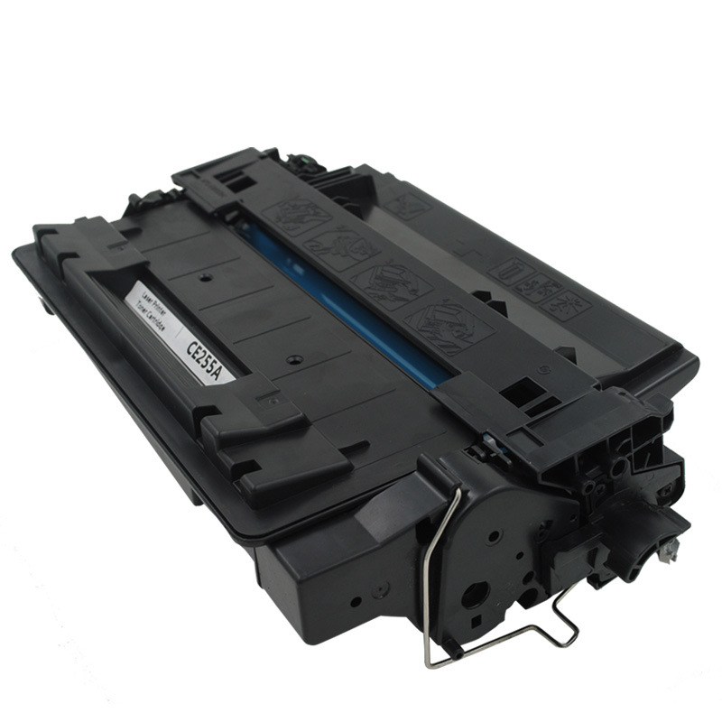 Nine HP CE255A 55A new accessories factory direct wholesale toner