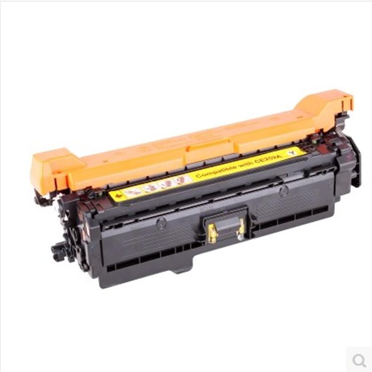 Hộp mực than  Print-Rite HP3525 CP3525 3525x HP color laser printer toner cartridge CE250A