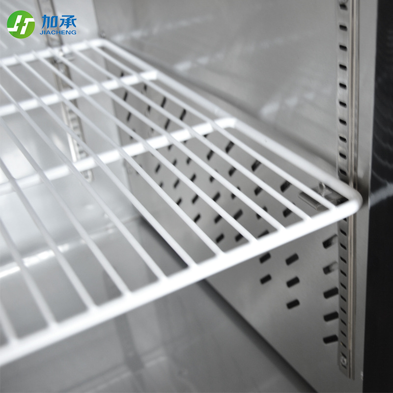 The kitchen table and refrigerated freezer preservation operation of Taiwan commercial stainless ste