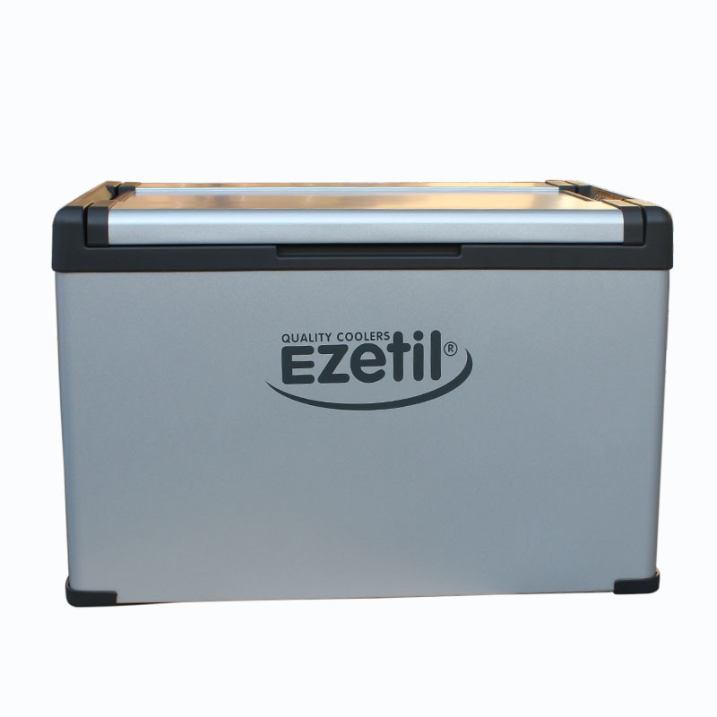 The German Ezetil 60 liter delizete compressor car fridge compressor car fridge E60