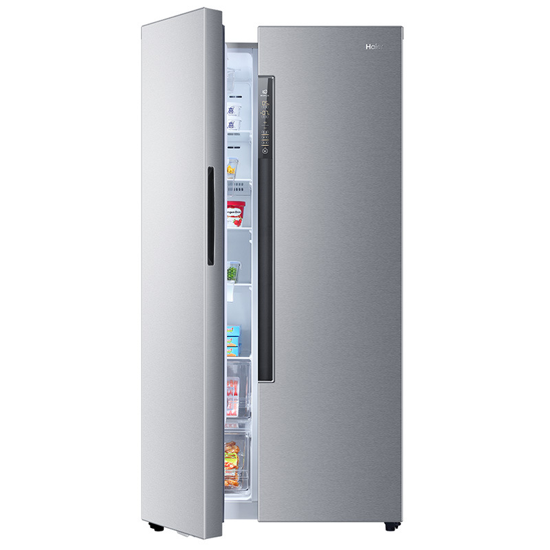 Haier/ Haier BCD-572WDENU1 572 liters refrigerator door open air cooling without frost intelligent f
