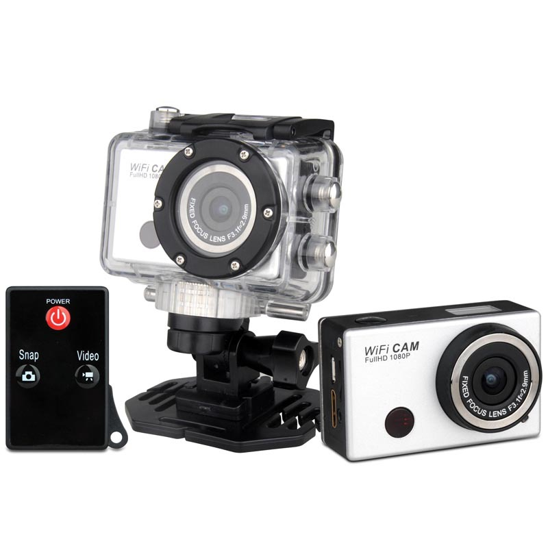 Hot F21 Sports Camera Recorder WiFi wireless DV WiFi movement