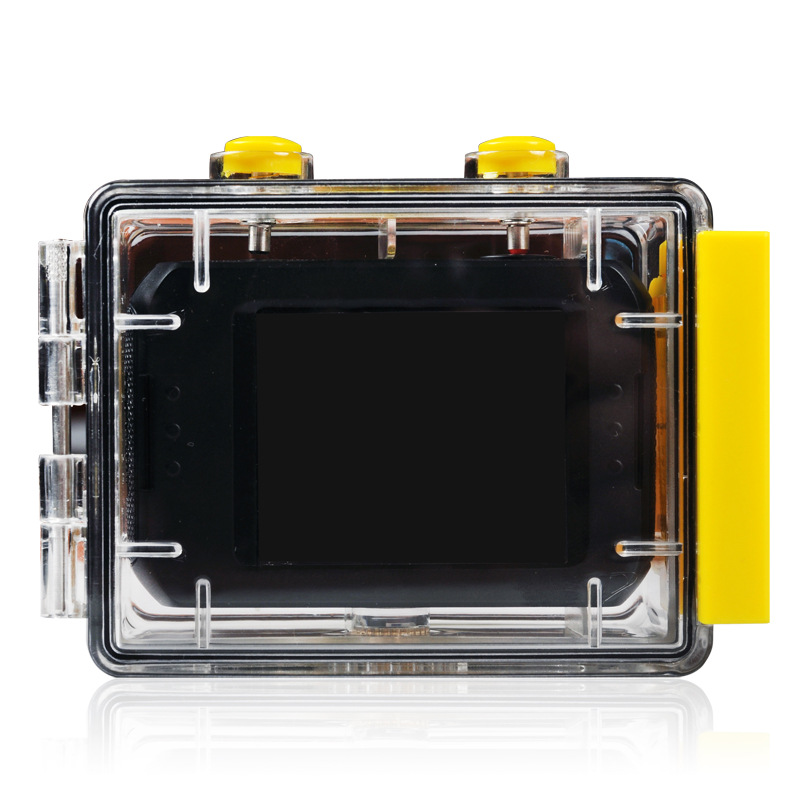 Outdoor sports digital camera SP11 10 meters waterproof outside the 5 million pixel single gift whol
