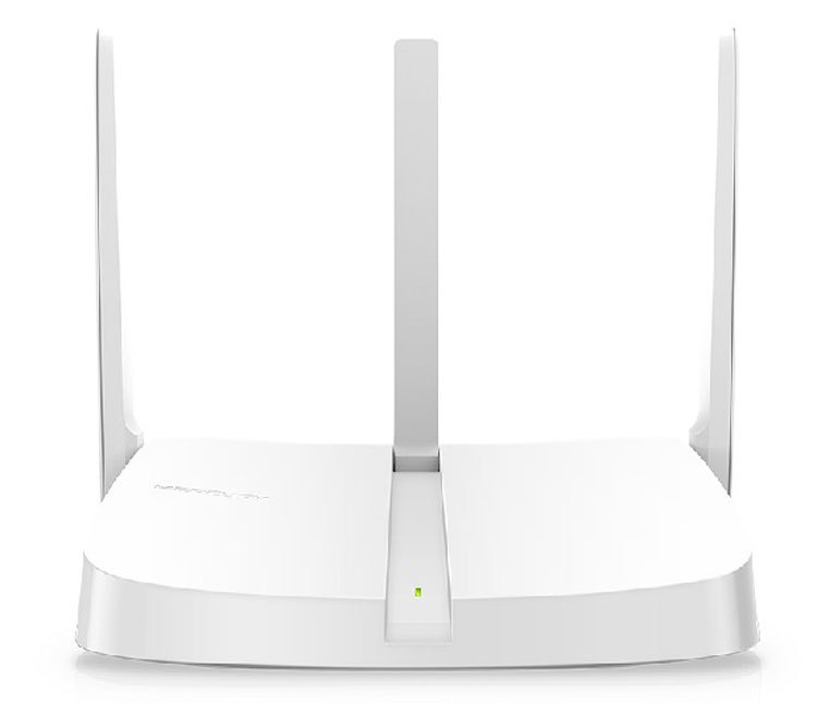Modom Wifi   The MW-313R three antenna wall type mercury wireless router computer accessories whole