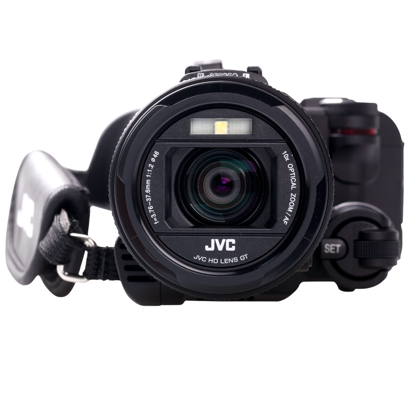 Máy ảnh thể thao  JVC/ GC-P100AC high speed camera JVC Camcorder HD digital home sports DV