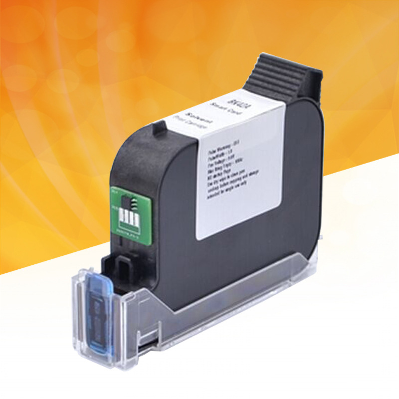 Hộp mực nước  Synchronous tracking code high resolution inkjet printer handheld inkjet printer cart