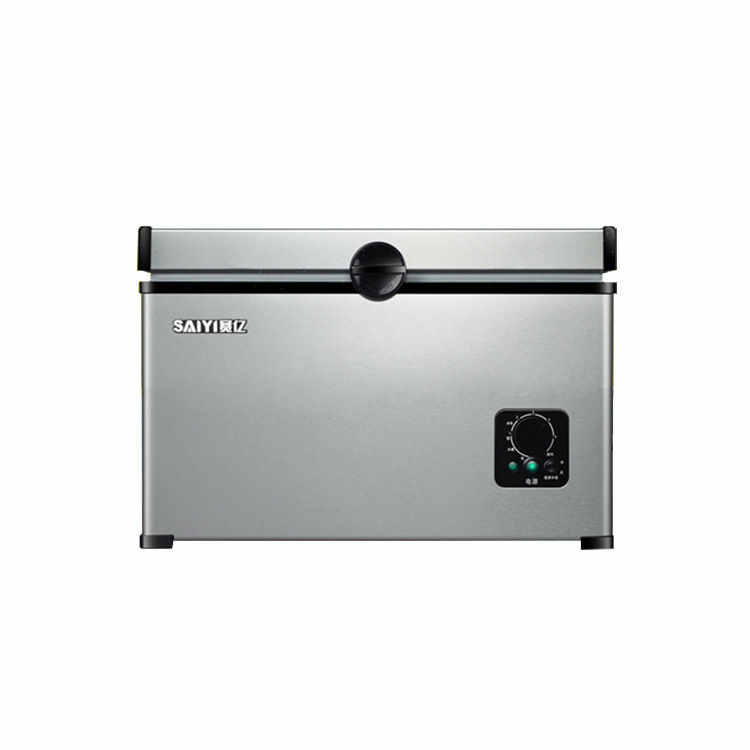 The supply of 35L DC inverter fast refrigeration car refrigerator portable refrigerated car home ref