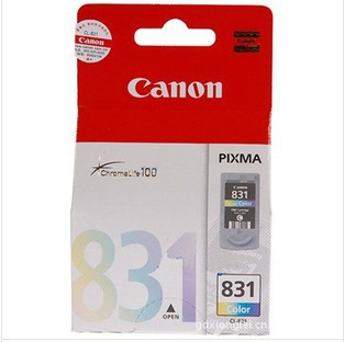 Hộp mực nước  Original Canon PG-831 color ink cartridge Canon original ink cartridge