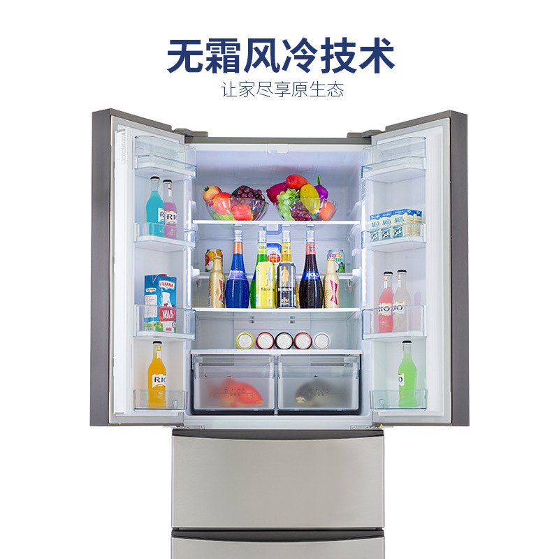 Tủ lạnh  Ronshen Ronshen/ BCD-386WD11MY more than a large household refrigerator refrigeration ener
