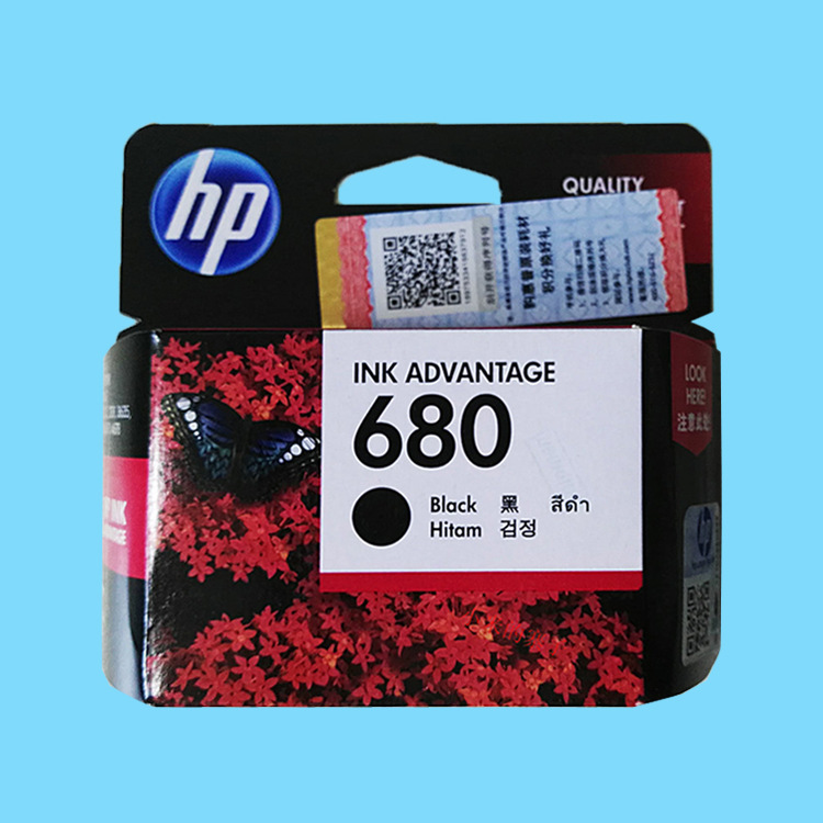 Hộp mực nước  Original HP 680 cartridge HP HP 46783636 black color
