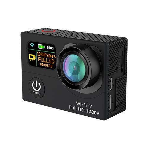 Máy ảnh thể thao  H8 dual display HD wifiI camera outdoor sports DV