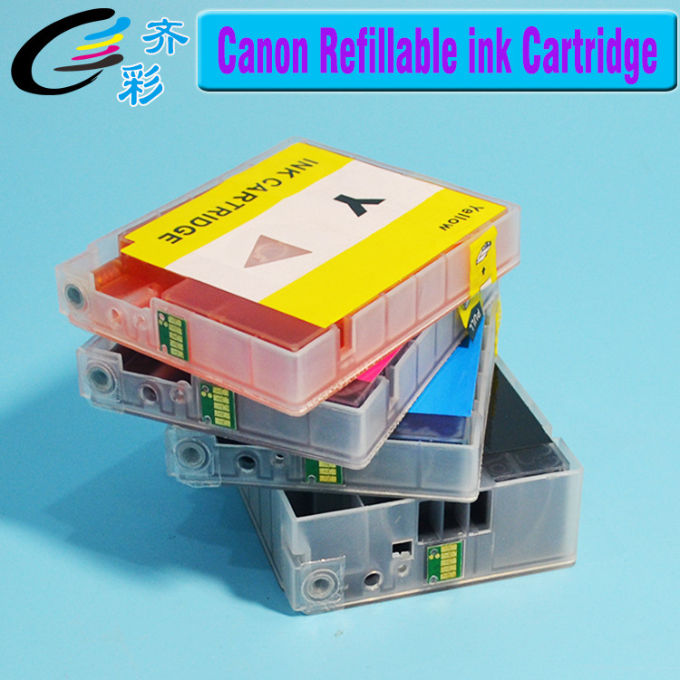 Hộp mực nước  For Canon MB5080 IB4080 PGI2800 printer cartridges filled cartridges for