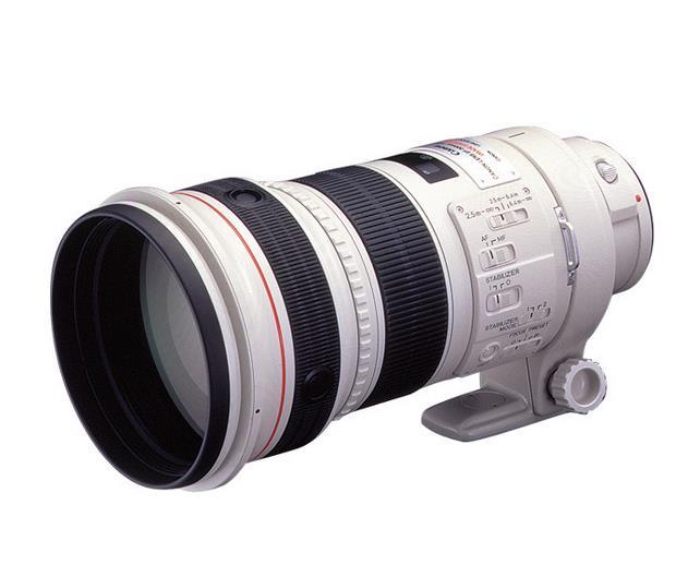 Máy ảnh phản xạ ống kính đơn / Máy ảnh SLR  [promotions] Canon/ Canon EF f/2.8L IS II USM SLR Lens