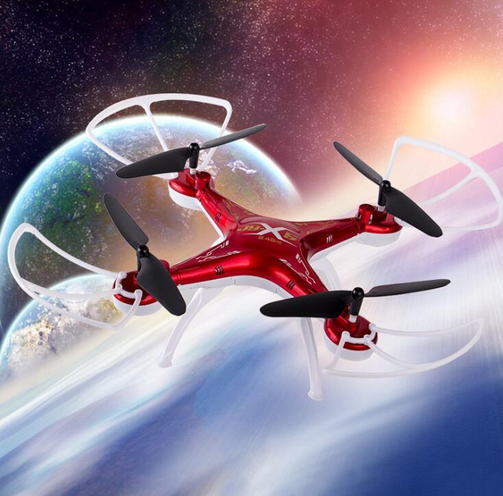 JDTOYS bốn trục máy bay UAV trên không X5 xa bền máy bay đồ chơi