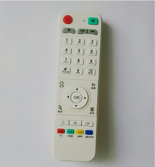 Thiết bị kết nối Internet cho TV  Network TV set-top box exclusive remote control player manufacture