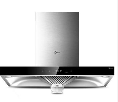 Máy hút khói khử mùi    CXW-200-DT520RW beauty Midea/ large suction machine wash lampblack lampblack