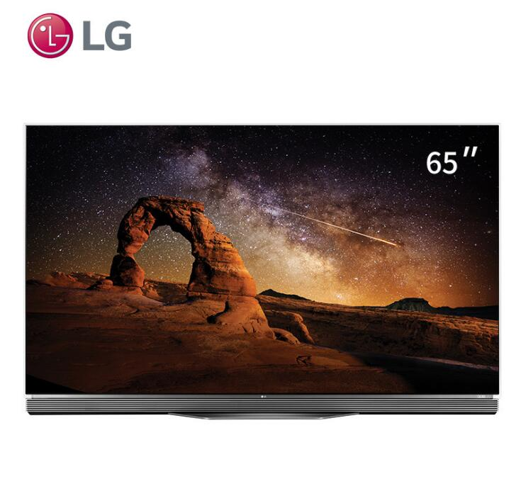 LG OLED65E6Plg65-inch flat-panel TV Harman Kardon audio Hyun-true LCD TV OLED HDR