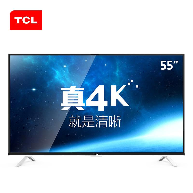 Tivi LCD   TCL D55A561U 55 inch LCD TV 4K Ultra HD Android smart WiFi flat LED TV