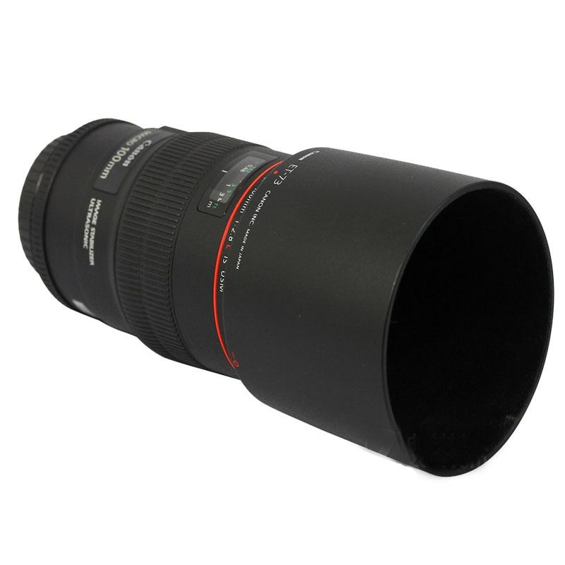 Máy ảnh phản xạ ống kính đơn / Máy ảnh SLR  EF 100mm f/2.8L IS USMCanon / Budweiser fullframe macro