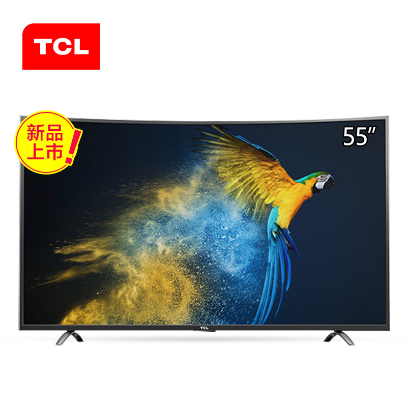 TCL D55A930C 55 inch true 4K surface Android smart LED LCD TV