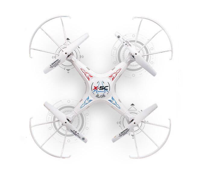 Cung cấp máy bay bốn trục mô hình UAV trên không đồ chơi trẻ em 4 trục X5 bền