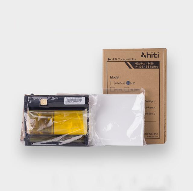 Giấy in ảnh màu HITI S420 chuyên dùng cho máy in ảnh chuyên nghiệp