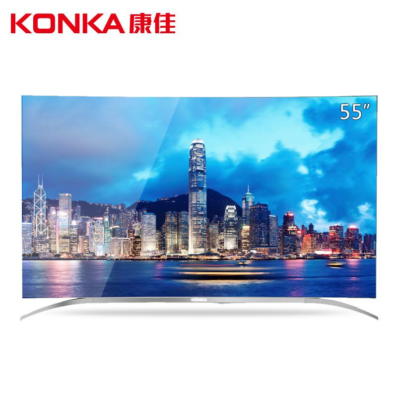 Tivi LCD   Konka/ OLED55X90P 55 inch Konka 10 core Android smart TV network