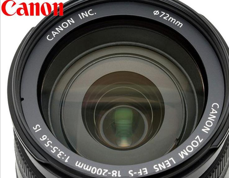 Máy ảnh phản xạ ống kính đơn / Máy ảnh SLR  Conon/ Canon EF-S 18-200mm f/3.5-5.6 Canon IS SLR camer