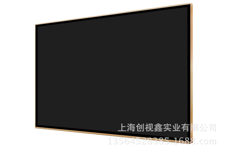 55 inch 55 inch high-definition LCD advertising machine hanging advertising machine ultra-thin netwo