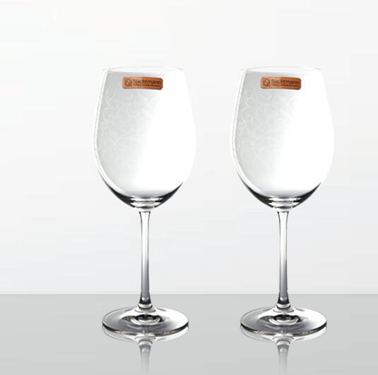 BộĐồ dùng gia dụng  erman NACHTMANN Naiheman dilaite - Bordeaux wine wine glass crystal glass 2 Pack