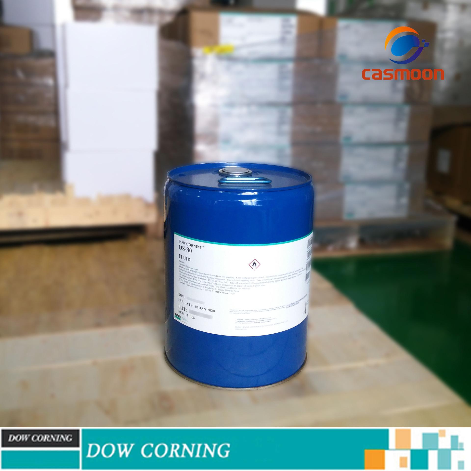 Keo dán tổng hợp  DOW CORNING/ OS-30 15kg/ silica diluent Dow Corning insulation glue barrel