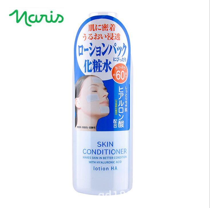 Supply Japan imported Nalie Yiyu authentic hyaluronic acid make-up water Japanese original make-up w