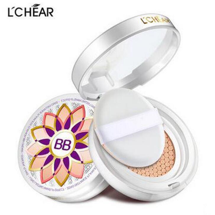 LCHEAR / Lei Qi air cushion bb cream nude makeup Concealer strong durable Tuozhuang isolation moistu