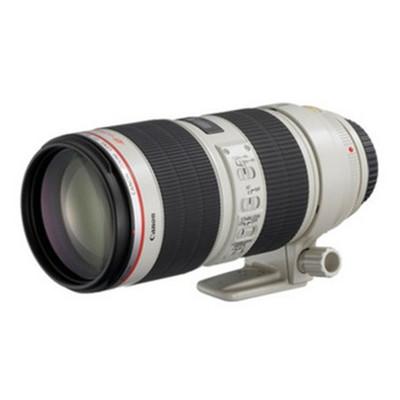 Máy ảnh phản xạ ống kính đơn / Máy ảnh SLR  Canon EF70-200mm f/2.8LIS II lens USM two generation le