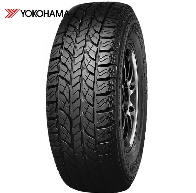 Youkuo Horse (Yokohama) Tire G012 275 / 65R17 115H new authentic off-road tires