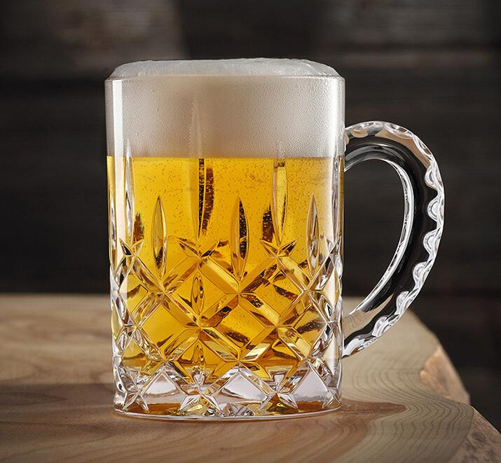 Đồ dùng gia dụng  German Naiheman NACHTMANN Bayles Nobel beer glass crystal glass cup imported whisk