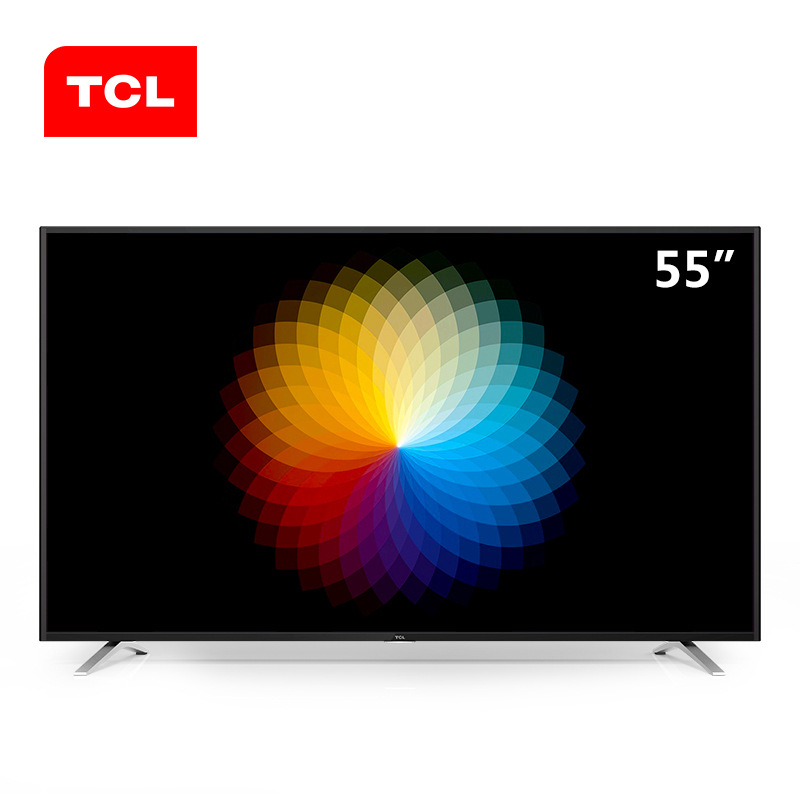 Tivi LCD   TCL D55A830U 55 inch 9.9mm ultra high color gamut true 4K Android smart LED LCD TV