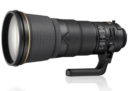 Máy ảnh phản xạ ống kính đơn / Máy ảnh SLR  Nikon Nikon/ AF-S 400mm f/2.8E FL ED VR telephoto lens