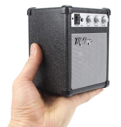 Thị trường âm h ưởng   Creative myamp replica guitar audio amplifier portable speakers high bass ad
