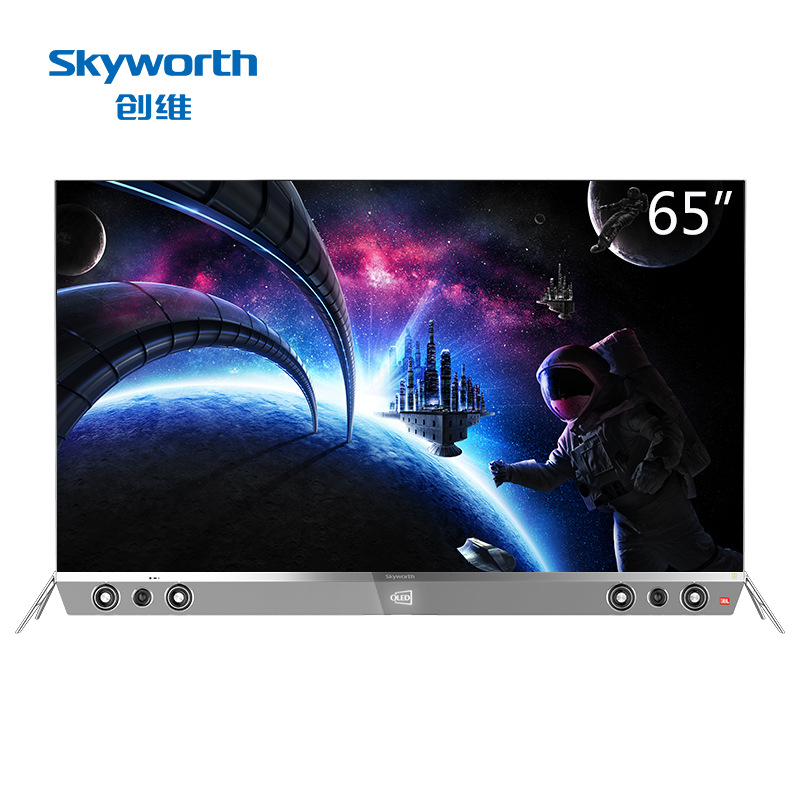 Tivi LCD    SKYWORTH Skyworth/ 65S9-I 65 inch ultra clear 4K intelligent network of flat-panel TV o