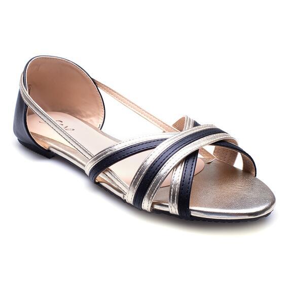 Ease รองเท้าส้นแบน รุ่น SB52-35 (Black)