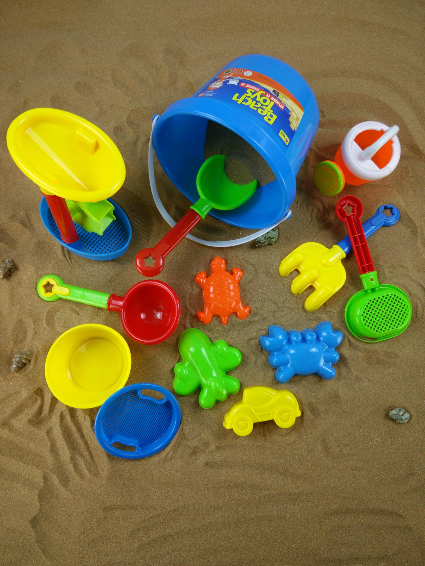 Bộ đồ chơi đi biển 8108 dành cho các bé
