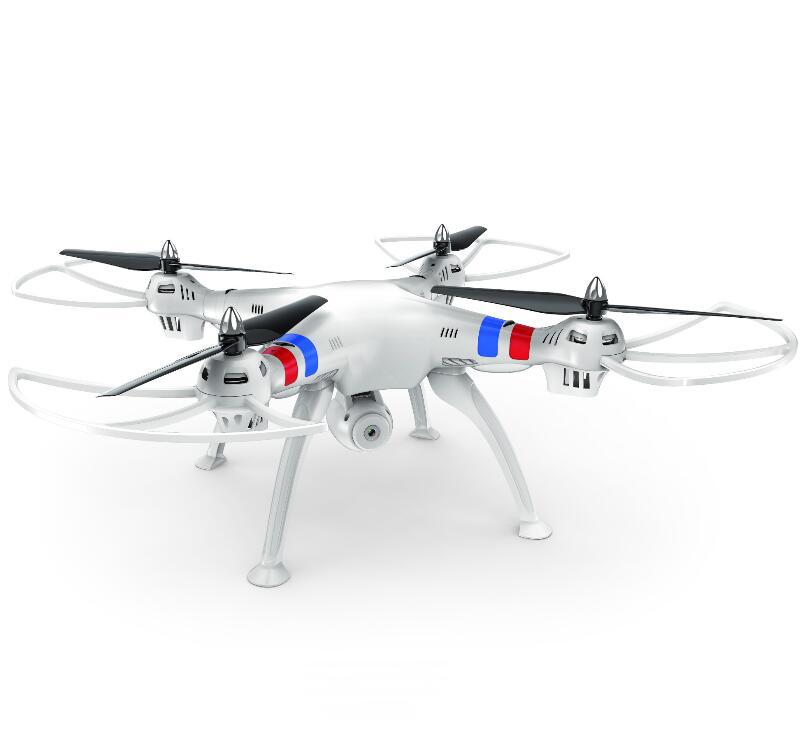 Máy bay mô hình điều khiển từ xa X8 máy bay bốn trục chuyên nghiệp HD trên không