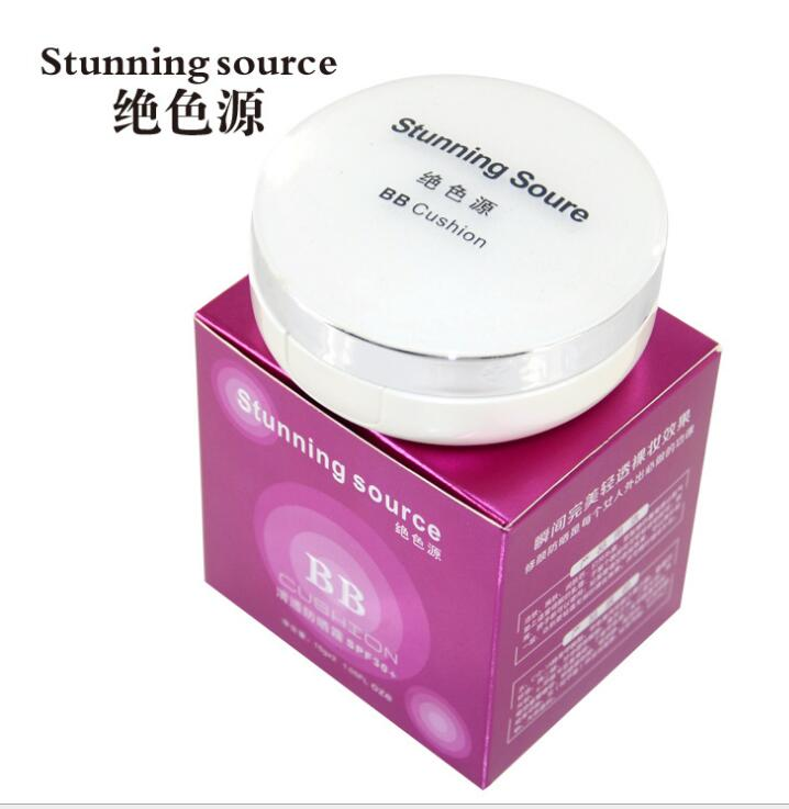 Absolute source anti - wrinkle waterproof sweat special test spf30 sunscreen air cushion bb cream mi
