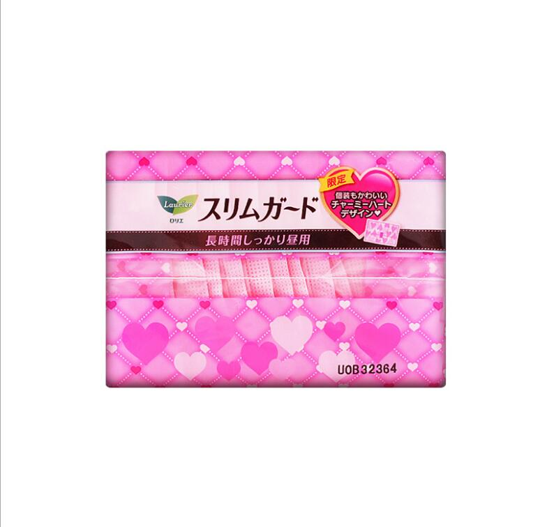 Brand Japan imported Kao Lok and elegant ultra-thin cotton soft daily wings sanitary napkins 25cm *