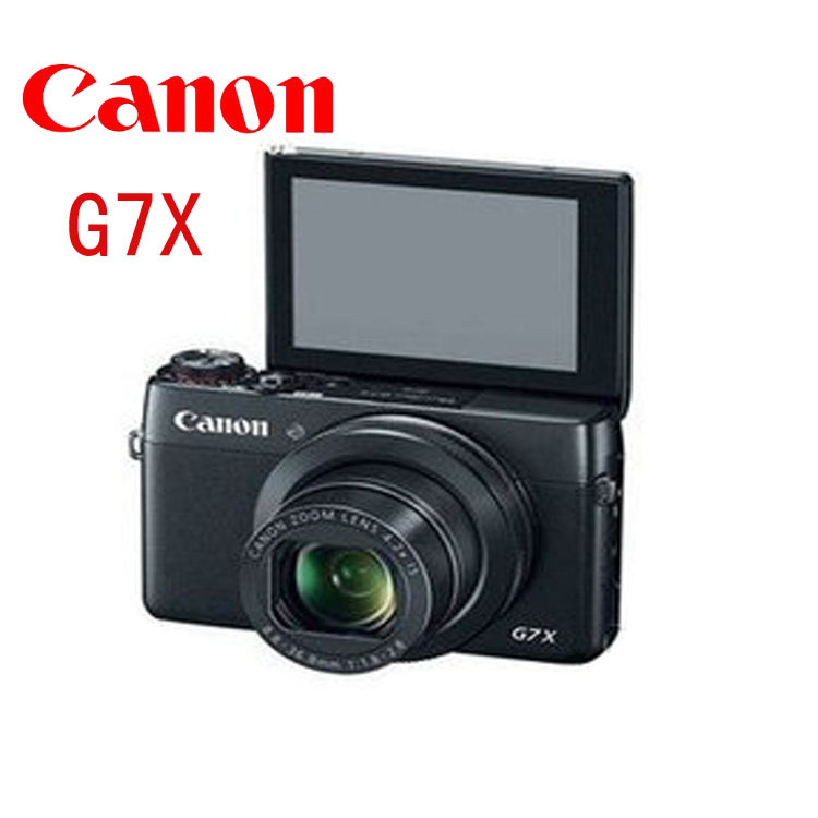 Licensed shipping Canon/ Canon G7X digital camera camera 20 million 200 thousand pixel high-definiti