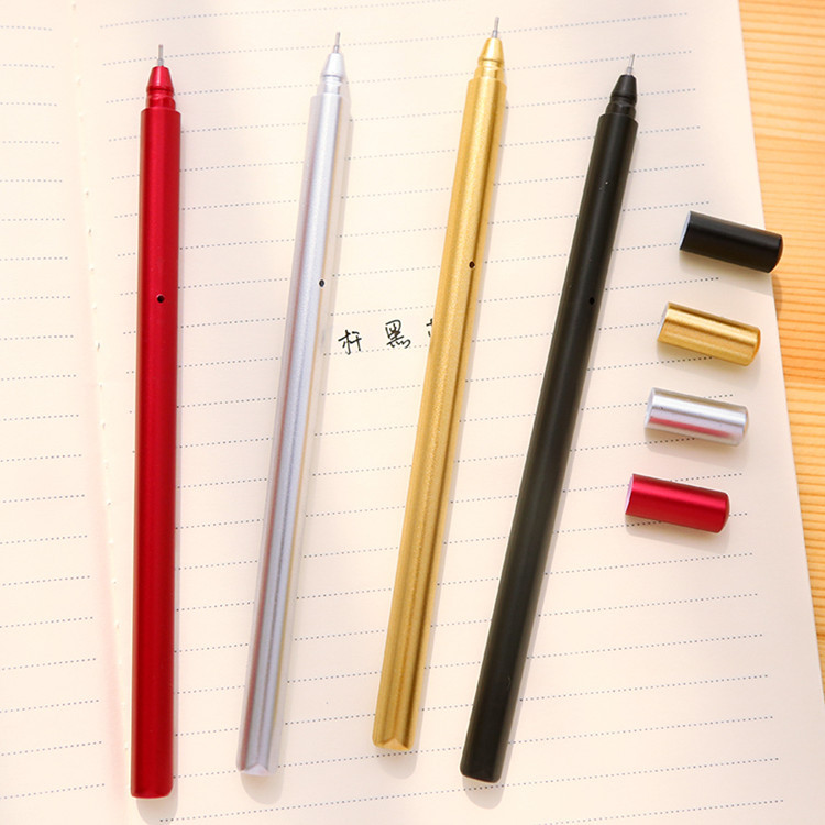 Three years, South Korea, stationery, neutral pen, creative pen, black pen, office supplies, class t
