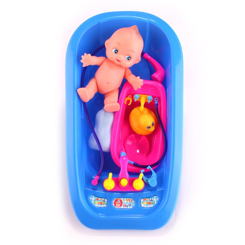 Bộ đồ chơi tập tắm cho em bé