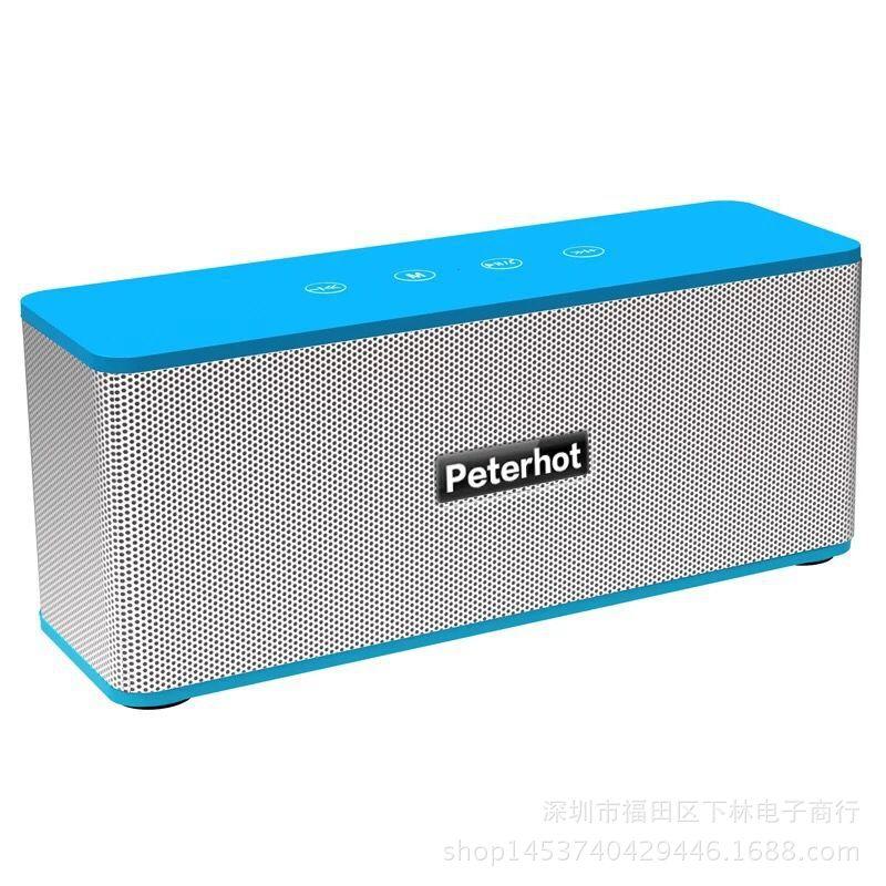 Dr. XC2018 heavy metal dual speaker Bluetooth speaker touch card FM wireless subwoofer
